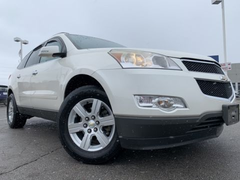 Pre-Owned 2012 Chevrolet Traverse 2LT FWD 4D Sport Utility