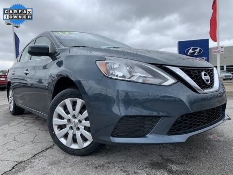 Pre-Owned 2017 Nissan Sentra SV FWD 4D Sedan