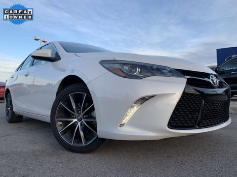 Certified Pre-Owned 2017 Toyota Camry XSE V6 FWD 4D Sedan